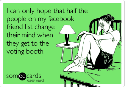 I can only hope that half the