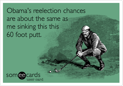 Obama's reelection chances