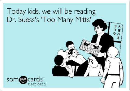 Today kids, we will be reading   