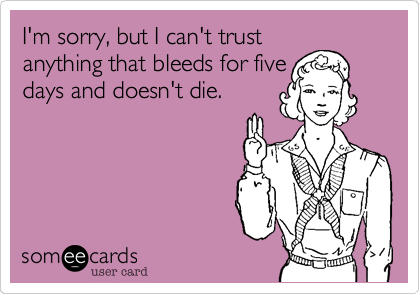 I'm sorry, but I can't trust