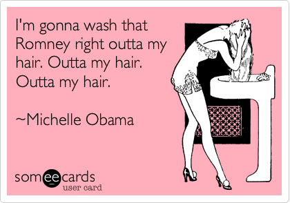 I'm gonna wash that