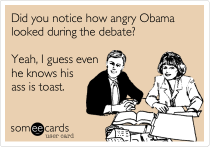 Did you notice how angry Obama
