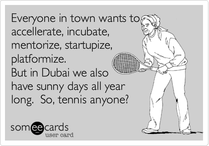 Everyone in town wants to