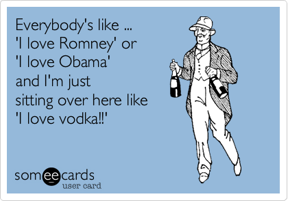 Everybody's like ...