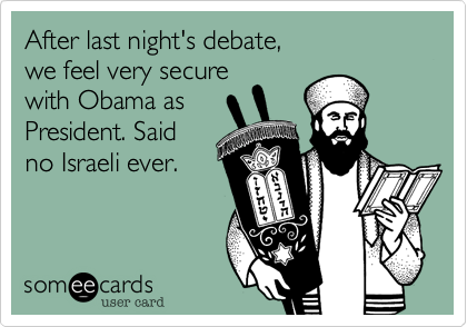 After last night's debate,