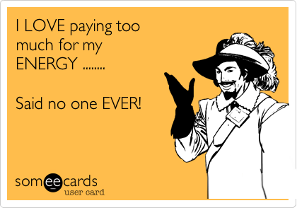 I LOVE paying too 