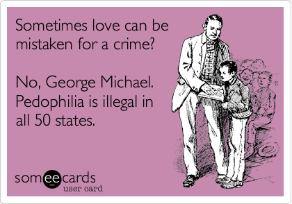 Sometimes love can be