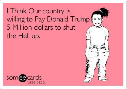 I Think Our country is