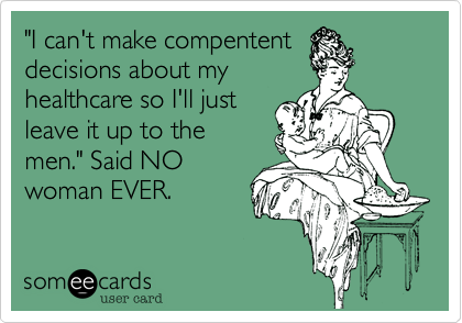 """I can't make compentent