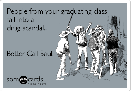 People from your graduating class