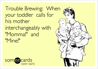 Trouble Brewing:  When