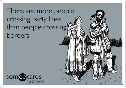 There are more people