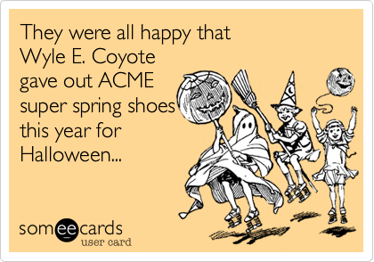 They were all happy that