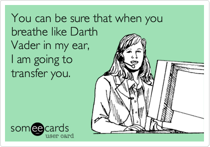 You can be sure that when you