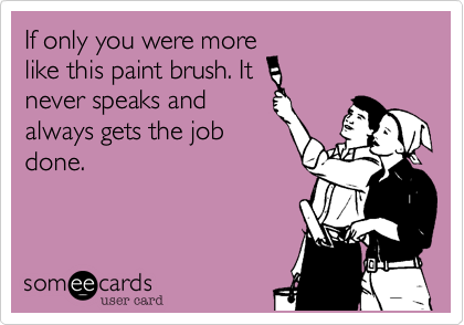 If only you were more