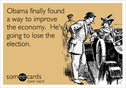 Obama finally found