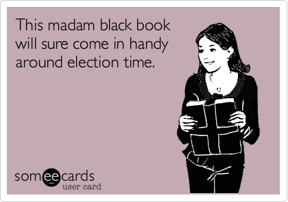 This madam black book