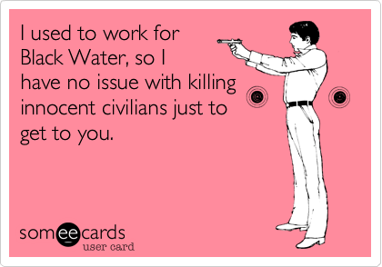I used to work for