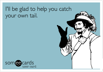 I'll be glad to help you catch