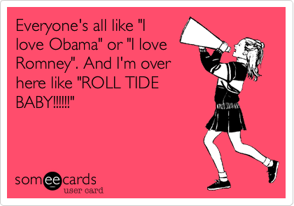 "Everyone's all like ""I