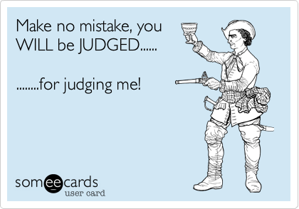 Make no mistake, you 