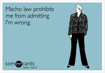 Macho law prohibits  