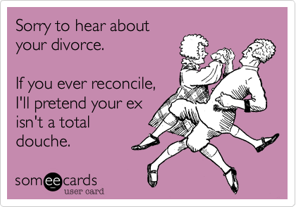 Sorry to hear about