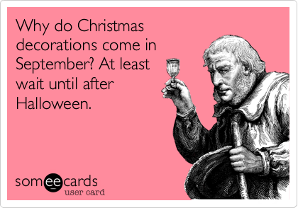 Why do Christmas