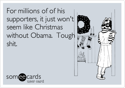 For millions of of his 