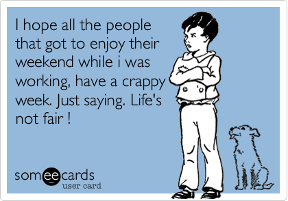 I hope all the people