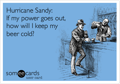 Hurricane Sandy: