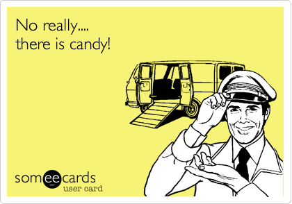 No really.... 