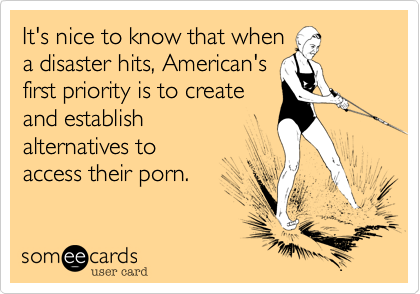 It's nice to know that when
