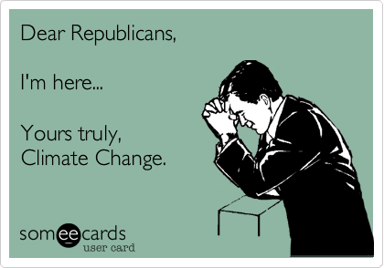 Dear Republicans,