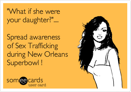 """What if she were 
