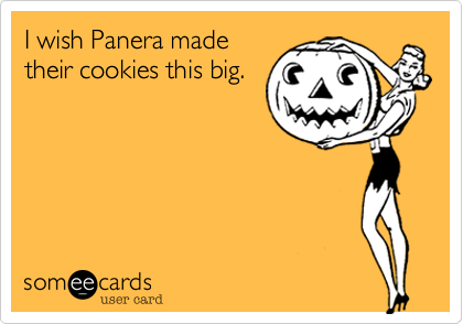 I wish Panera made