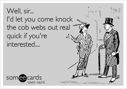 Well, sir... 