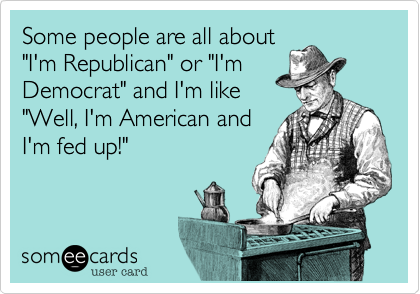 Some people are all about