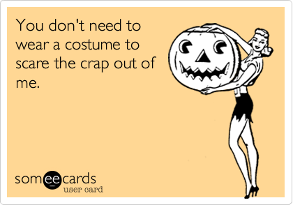 You don't need to