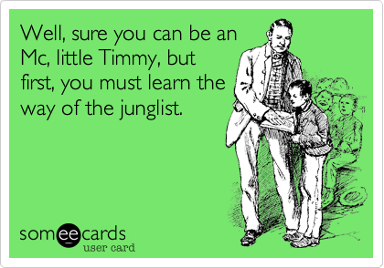 Well, sure you can be an