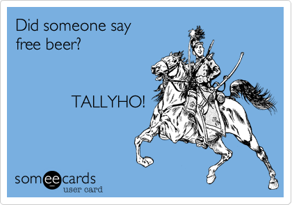 Did someone say