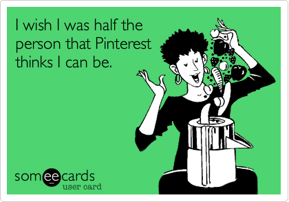 I wish I was half the