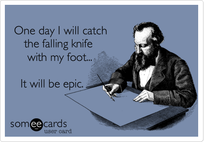 One day I will catch