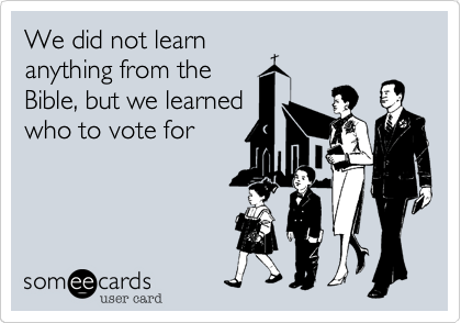 We did not learn