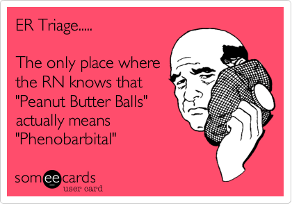 ER Triage.....