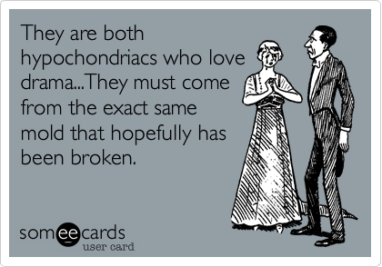 They are both