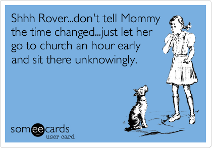 Shhh Rover...don't tell Mommy