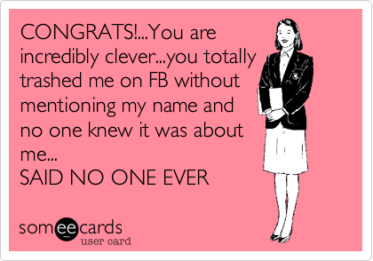 CONGRATS!...You are 