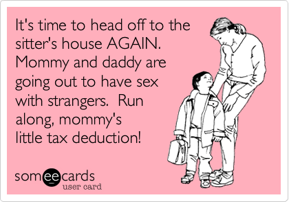 It's time to head off to the