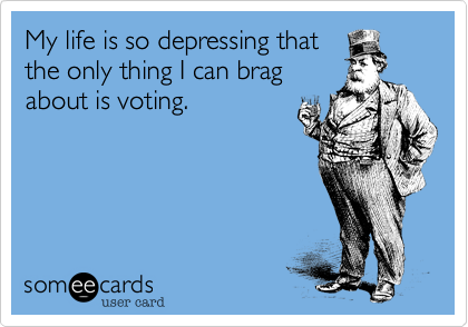 My life is so depressing that